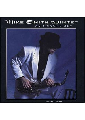 Mike Smith - On a Cool Night (Music CD)