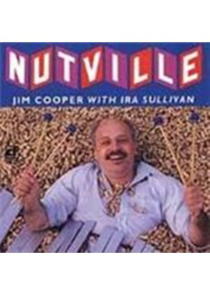 Jim Cooper - Nutville (Music CD)