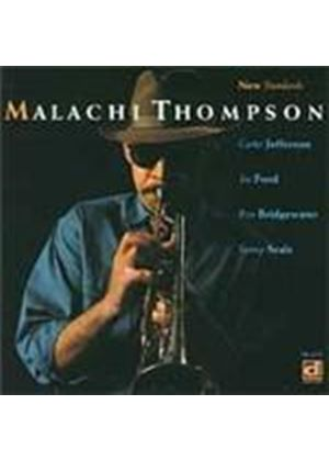 Malachi Thompson - New Standards (Music CD)