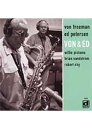Ed Petersen - Von And Ed (Music CD)