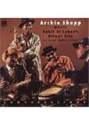 Archie Shepp - Conversations (A Tribute To Fred Hopkins)