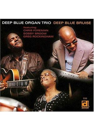 DEEP BLUE ORGAN TRIO - Deep Blue Bruise