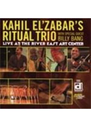 Kahil El'Zabar Ritual Trio & Billy Bang - Live At The River East Art Centre