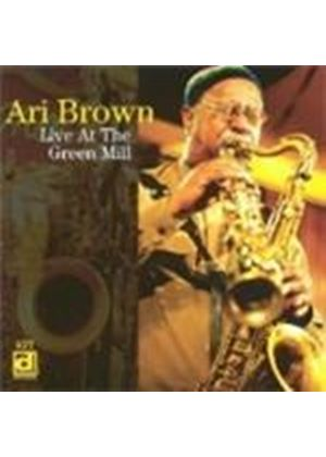 Ari Brown - Live At The Green Mill [European Import]