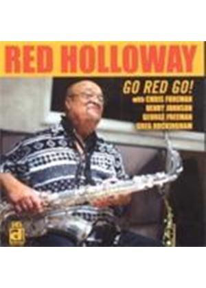 Red Holloway - Go Red Go (Music CD)