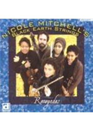 Nicole Mitchell - Renegades (Music CD)