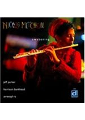 Nicole Mitchell - Awakening (Music CD)