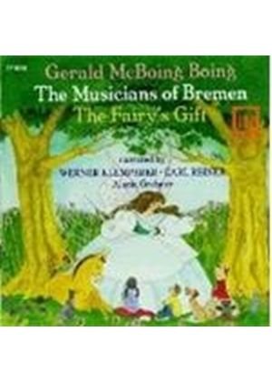 VARIOUS COMPOSERS - Gerald McBoing Boing Other Heroes