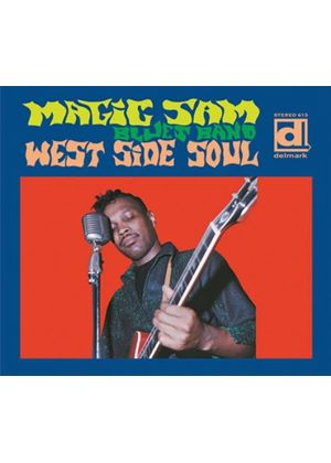 Magic Sam - West Side Soul [Digipak] (Music CD)