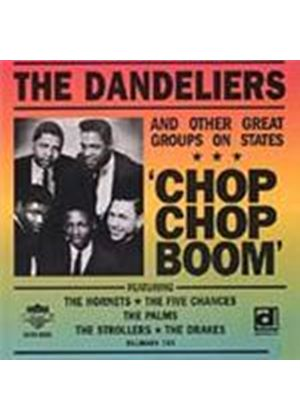 Various Artists - Chop Chop Boom (Music CD)