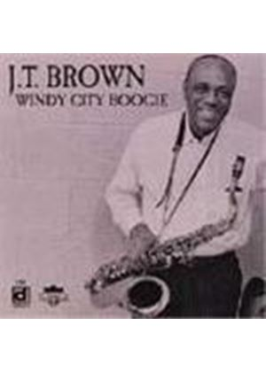 J.T. Brown - Windy City Boogie