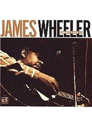 James Wheeler - Can't Take It (Music CD)