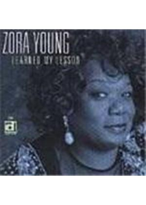 Zora Young - Learned My Lesson