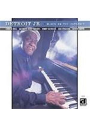 Detroit Jr. - Blues On The Internet