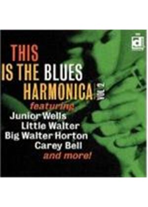 Various Artists - This Is The Blues Harmonica Vol.2