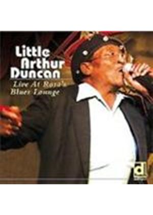 Little Arthur Duncan - Live At Rosa's
