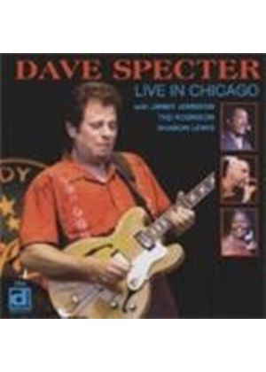 Dave Specter - Live In Chicago [European Import]