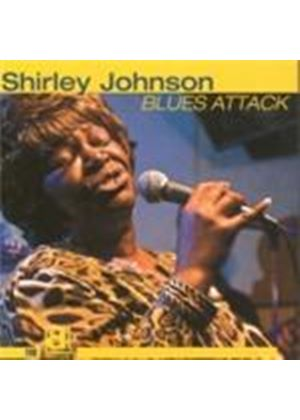 Shirley Johnson - Blues Attack (Music CD)