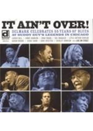 Various Artists - It Ain't Over (55 Years Of Blues) (Music CD)
