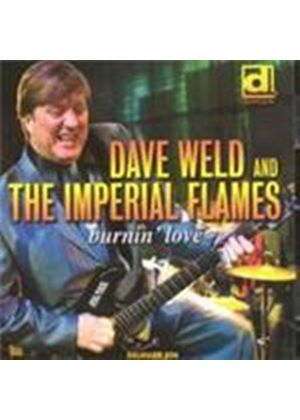Dave Wels & The Imperial Flames - Burnin' Love (Music CD)