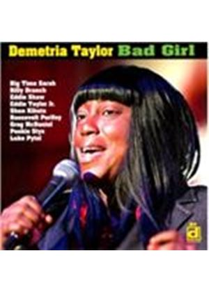 Demetria Taylor - Bad Girl (Music CD)