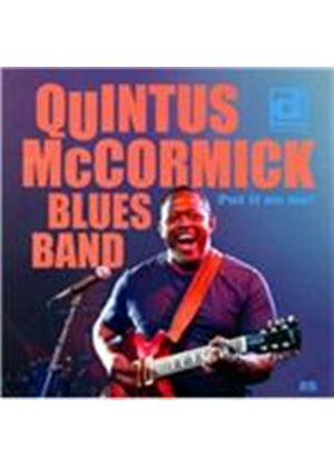 Quintus McCormick - Put It On Me (Music CD)