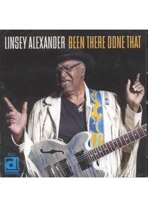 Linsey Alexander - Been There Done That (Music CD)