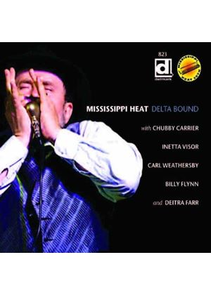 Mississippi Heat - Delta Bound (Music CD)