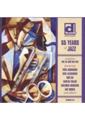 Various Artists - 55 Years Of Jazz (+DVD)