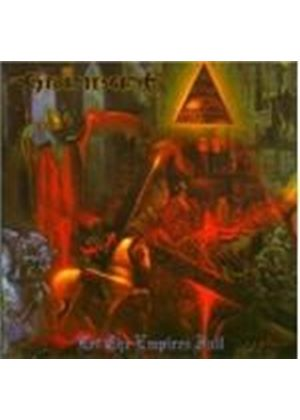 Grimbane - Let The Empires Fall (Music Cd)