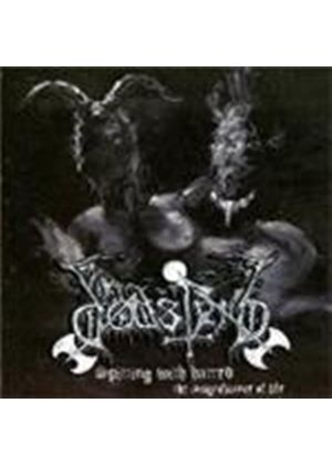 Dodsferd - Spitting With Hatred The Insignificance Of Life (Music CD)