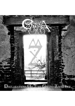 Chasma - Declarations of the Grand Artificer (Music CD)