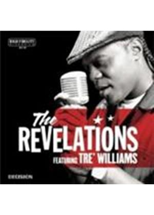 Revelations & Tre' Williams (The) - Bleeding Edge, The (Music CD)