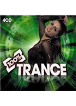 Various Artists - 100% Trance (Music CD)