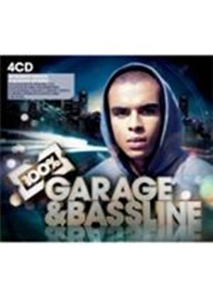 Various Artists - 100% Garage And Bassline (Music CD)