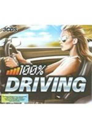 Various Artists - 100% Driving (Music CD)