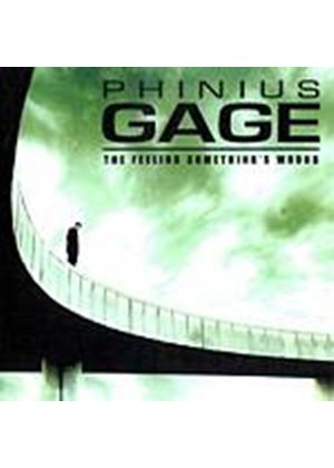 Phinius Gage - Feeling That Somethings Wrong, The (Music CD)