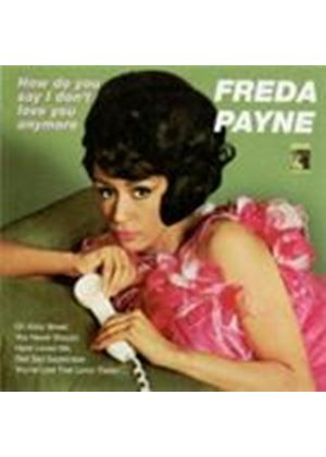 Freda Payne - How Do You Say I Don't Love You Anymore (Music CD)