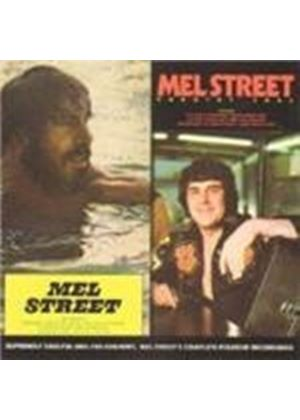 Mel Street - Mel Street/Country Soul (Music CD)