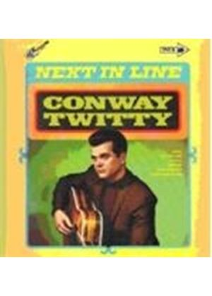 Conway Twitty - Next In Line/Darling You Know I Wouldn't Lie (Music CD)