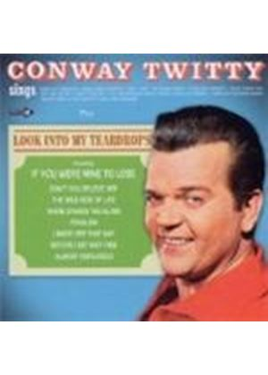 Conway Twitty - Conway Twitty Sings/Look Into My Teardrops (Music CD)