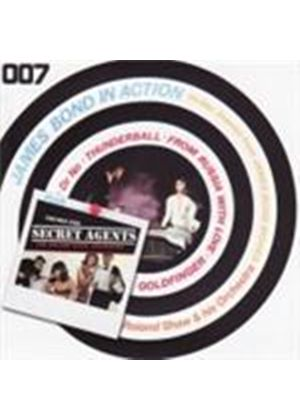 Roland Shaw Orchestra - James Bond In Action/Themes For Secret Agents (Music CD)