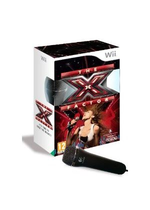 X Factor (Dual Mic Pack) (Wii)