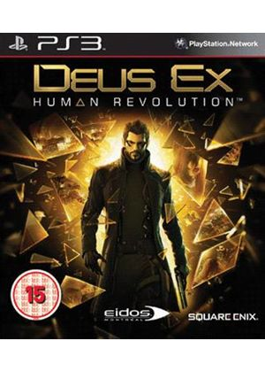 Deus Ex - Human Revolution (PS3)