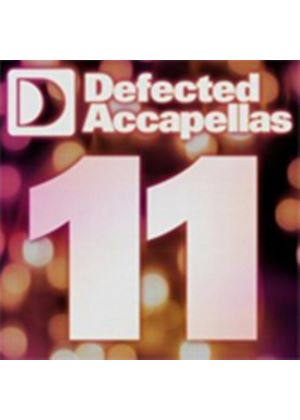 Various Artists - Defected Acappellas Vol.11 (Music CD)