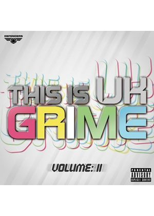 Various Artists - This Is UK Grime, Vol.2 (Music CD)