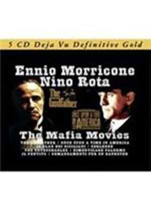 Various Artists - Mafia Movies, The (Music CD)
