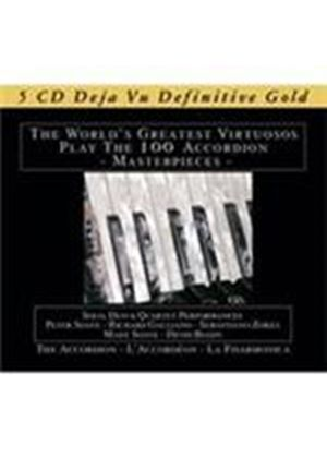Various Artists - World's Greatest Virtuosos Play The 100 Accordion Masterpieces, The (Music CD)