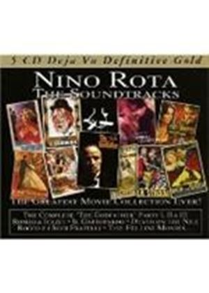 Nino Rota - Music from Six Nino Rota Soundtracks (Original Soundtrack) (Music CD)