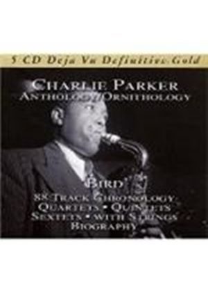 Charlie Parker - Bird - Anthology/Ornithology (Music CD)